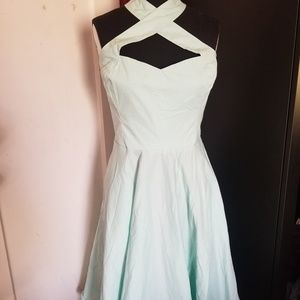 Unique Vintage Swing Dress